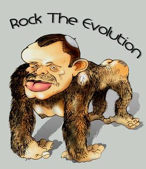 Rock The Evolution