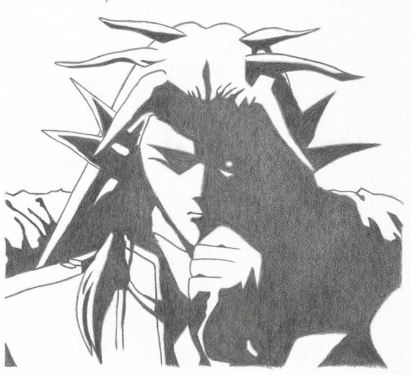 Rtenzo Ero Enzo: Yomi From Yu Yu Hakusho By OldSketch On DeviantArt