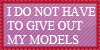 Stamp: Models by FlamesOfDrkness