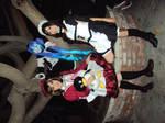 Miku, Misaki y Yuka