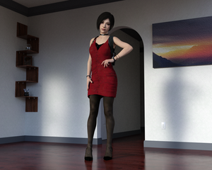 Ada Wong for G8F