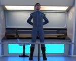 Captain Gabriel Lorca for G8M