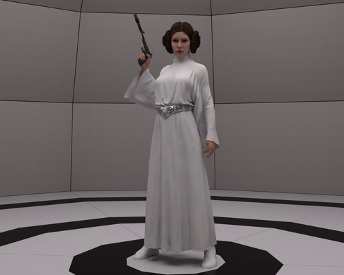 Leia for G8F
