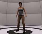 Lara Croft Reboot for G8F