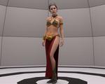 Huttslayer Leia Promo
