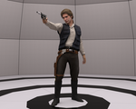 Han Solo for G8M