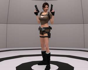 Lara Croft for G8F and G8.1F