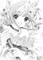 Sakura-chan by Takako-sensei