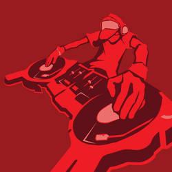 Red Traxx by worldshaper