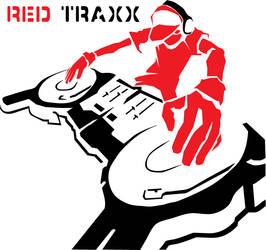 Red Traxx -Street Art Remix- by worldshaper
