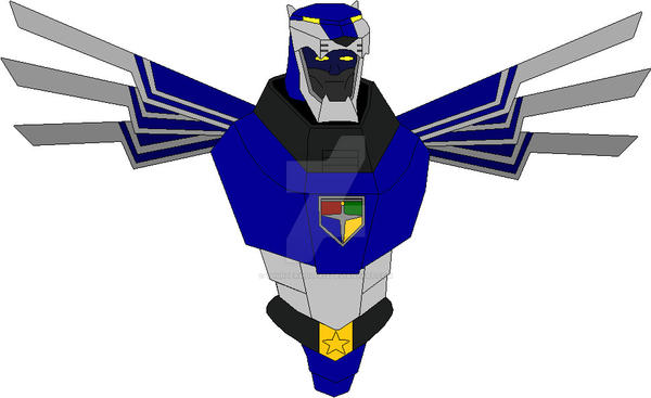 Voltron Force Blue Center by THUNDERWOLFX13 on DeviantArt
