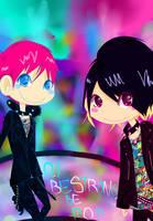 01 BE STRONG, BE POP by MAYAxYAMAZAKI