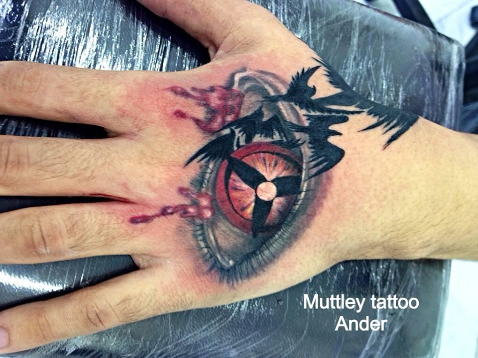 Sharingan Tattoo By Leos2jana On Deviantart