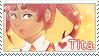MissEde -  Tita Stamp by LaraLeeL