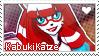 KabukiKatze Stamp by LinaLeeL