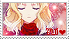 Diabolik Lovers Stamp - Yui by LaraLeeL