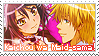 Kaichou wa Maid-sama Stamp by LaraLeeL