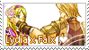 Lydia x Falx Stamp by LinaLeeL