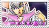 WanderingKotka Stamp by LinaLeeL
