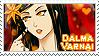 Dalma Varnai Stamp by LaraLeeL