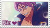Free! Stamp - Rin by LinaLeeL