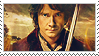 Hobbit Stamp by LaraLeeL