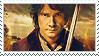 Hobbit Stamp by LaraLeeL