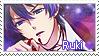 Diabolik Lovers Stamp - Ruki by LaraLeeL
