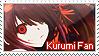 Kurumi Fan Stamp by LaraLeeL