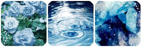 Blue Aesthetics Divider by LaraLeeL