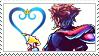 Kingdom Hearts Stamp by LaraLeeL