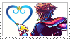 Kingdom Hearts Stamp by LaraLeeL