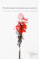 Words as Sword