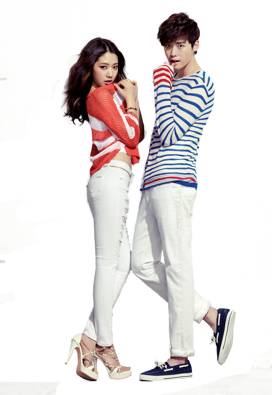 Render Park Shin Hye and Lee Jong Suk by UdsonDollySarah ...