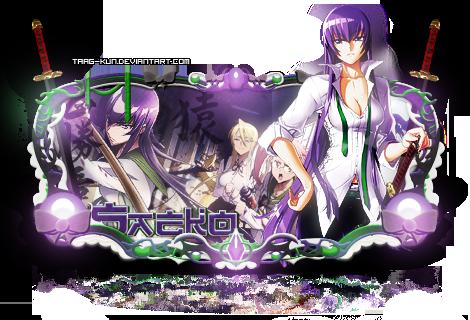 Braço fail. Saeko_busujima__modelada__by_taag_kun-d5lht64