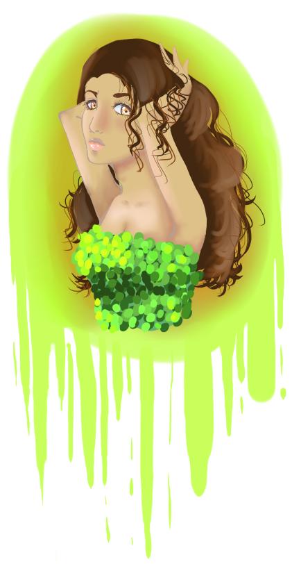 Rawr's (Serah) Art Thread Green_by_serahnette-d4n7gl7