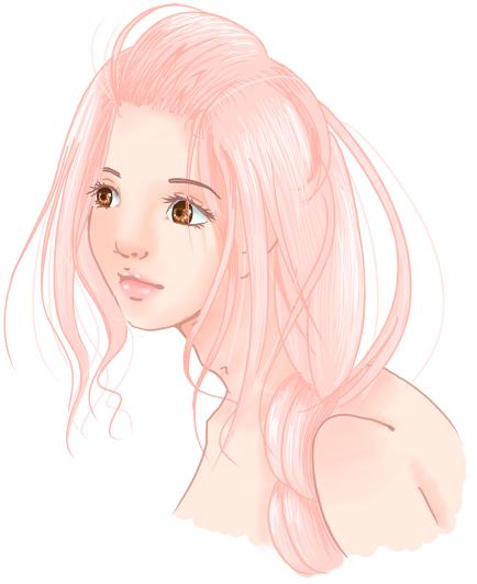 Rawr's (Serah) Art Thread Pink_by_serahnette-d4nbntu