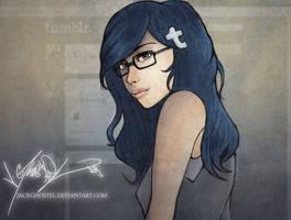 Tumblr Tan remake by JackGhostel