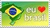 Selo 2: Eu Amo by brasil