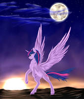 I am the Twilight by TangoSierraG82