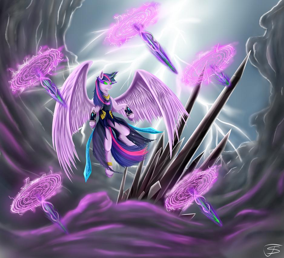 Twilights Wrath by TangoSierraG82