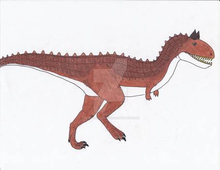 A Carnotaurus