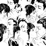 ShikaHIna _ comforting by chimeishou