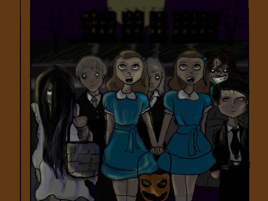 Trick or Treat! by DanMizelle