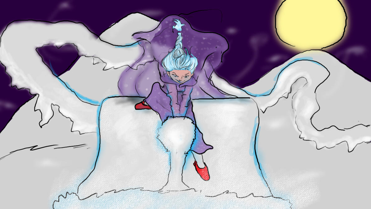 Elsa by DanMizelle