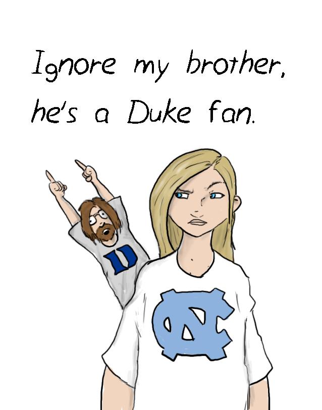 Duke Fan by DanMizelle