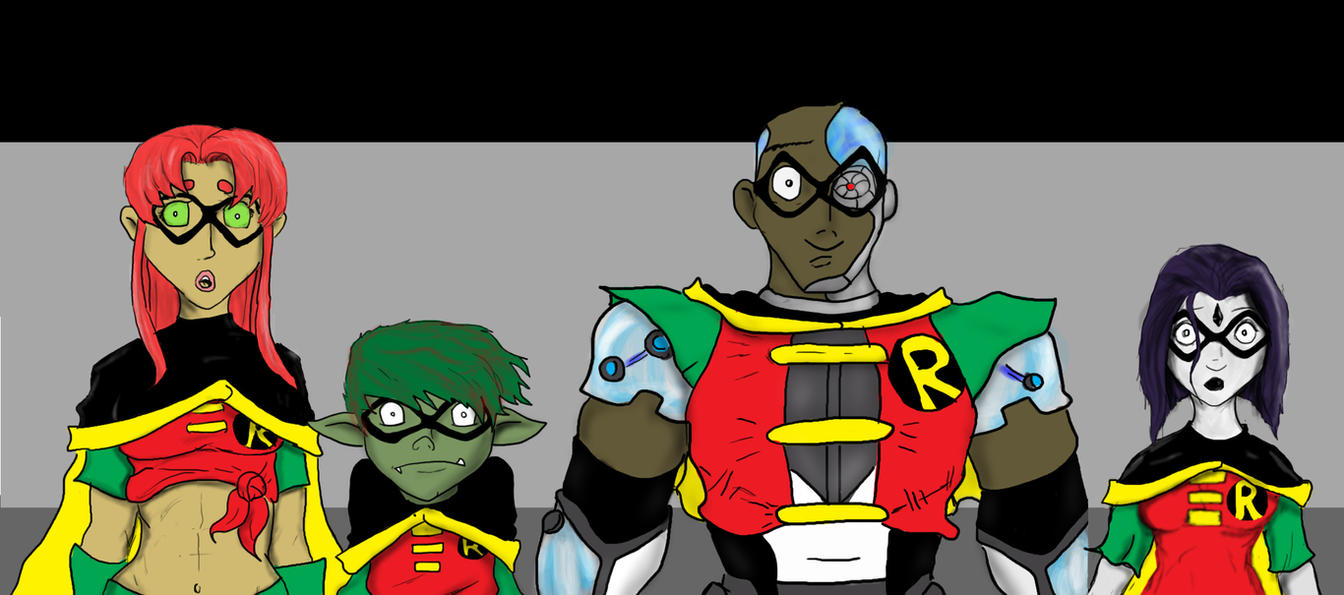 Teen Titans From The Quest By Danmizelle On Deviantart-3690