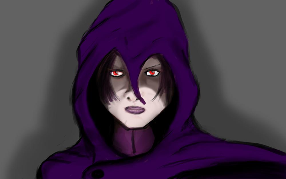 Raven by DanMizelle
