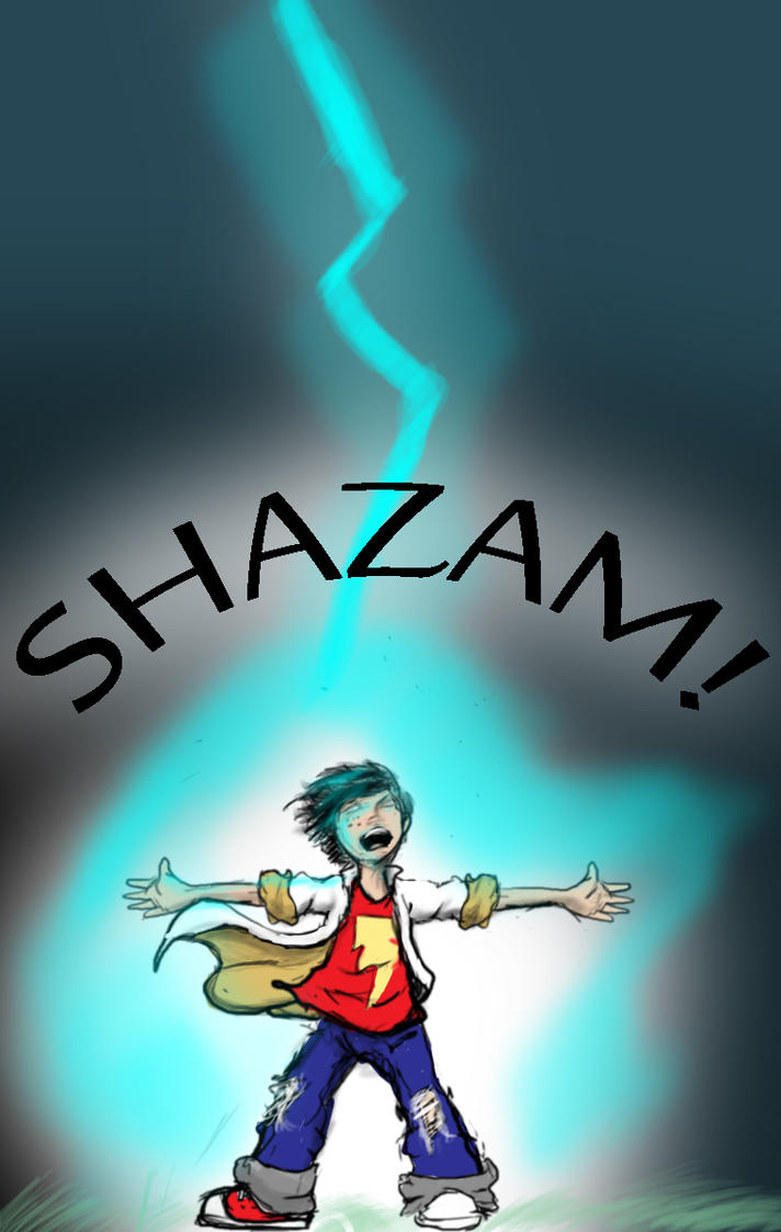 Shazam by DanMizelle