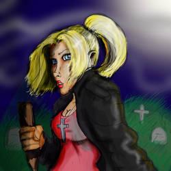 Buffy by DanMizelle